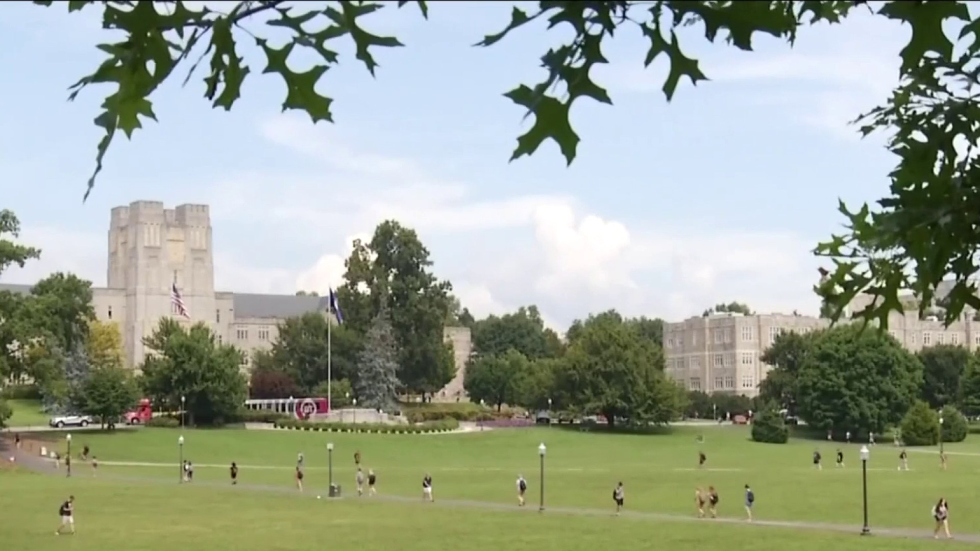 Virginia Tech Has Now Suspended More Than 40 Students For Violating Public Health Guidelines