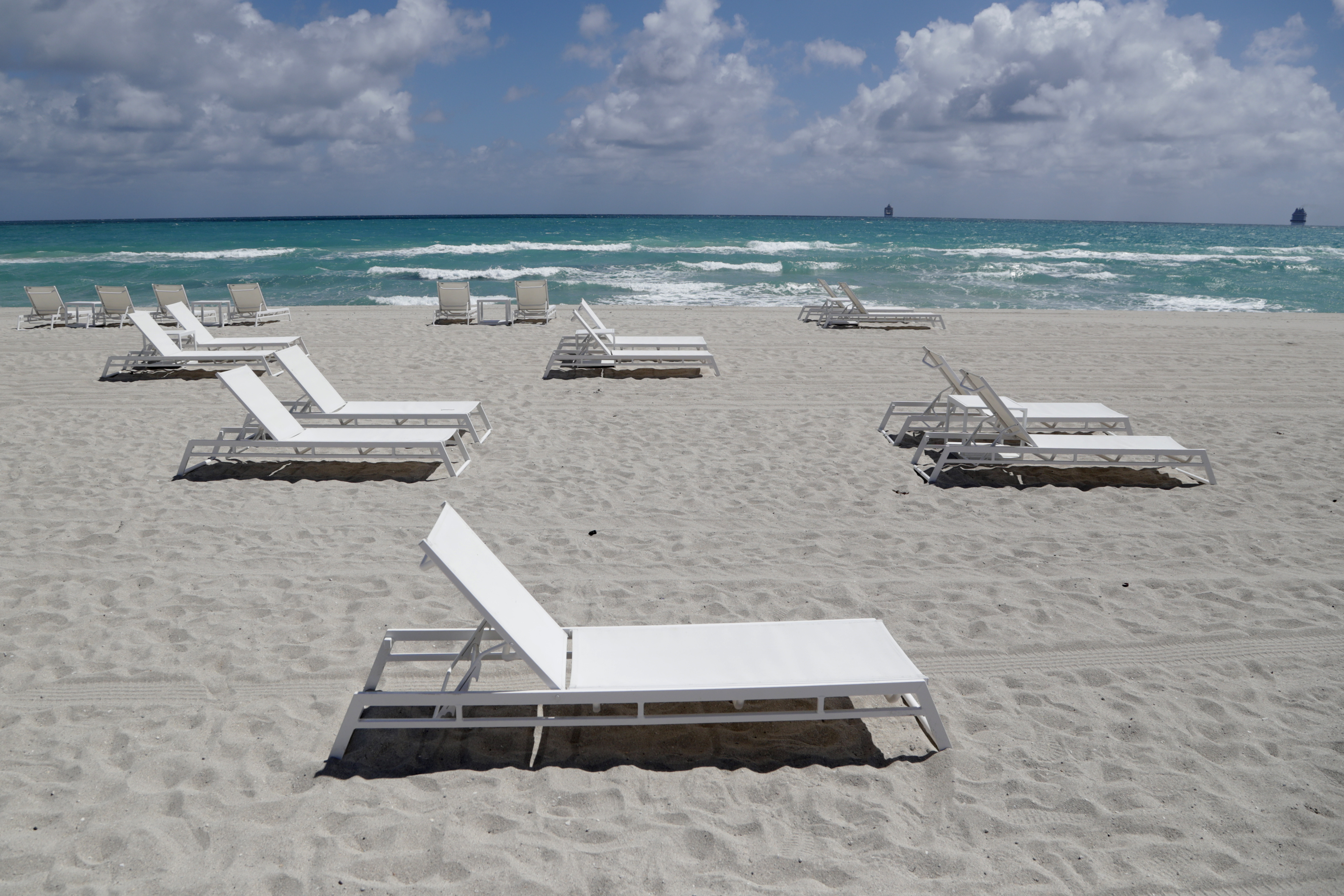 Miami Dade Mayor Postpones Reopening Of Public Beaches Due To Protests