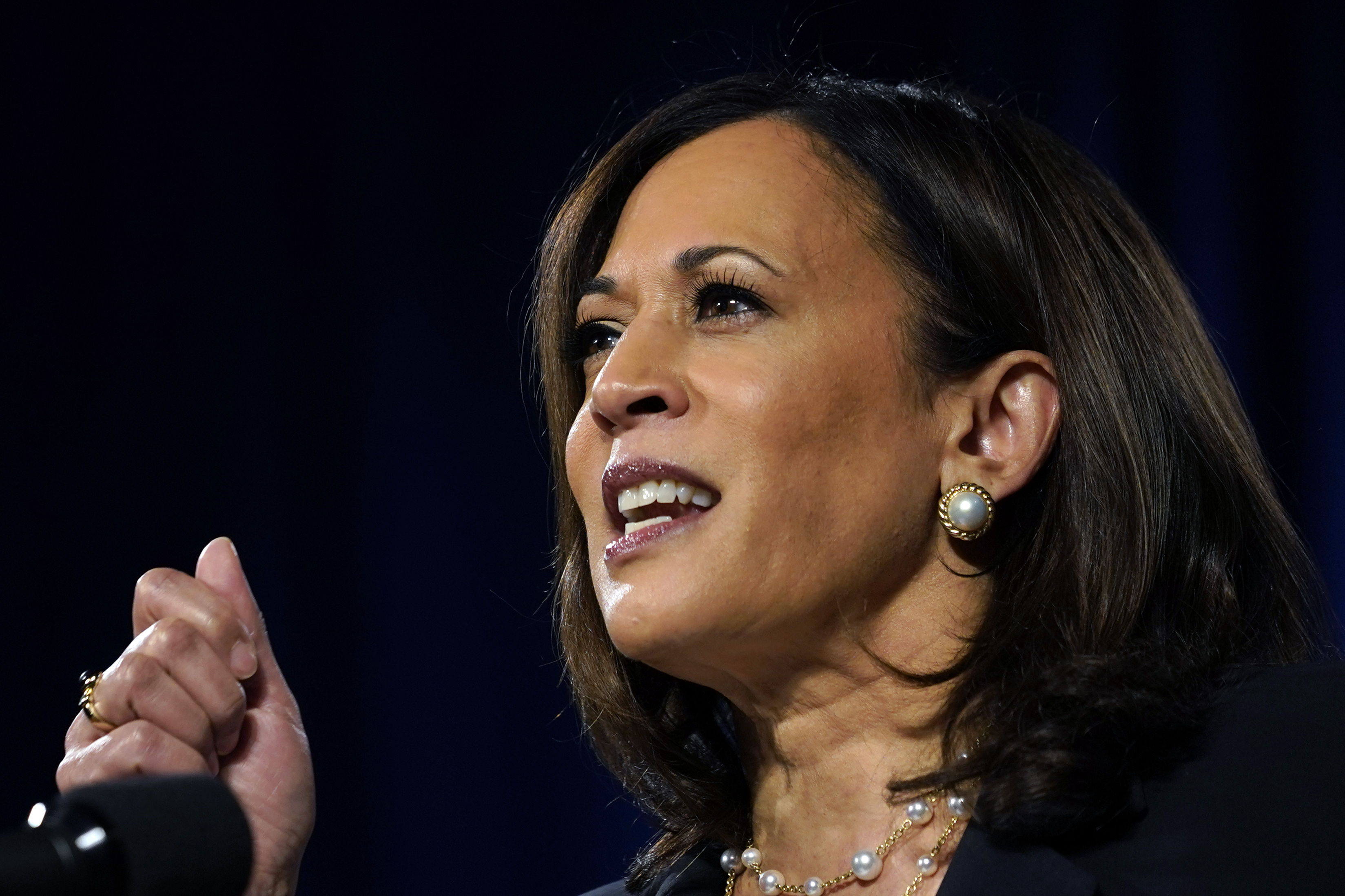 Harris Mostly Virtual Campaign To Get Wisconsin Road Test