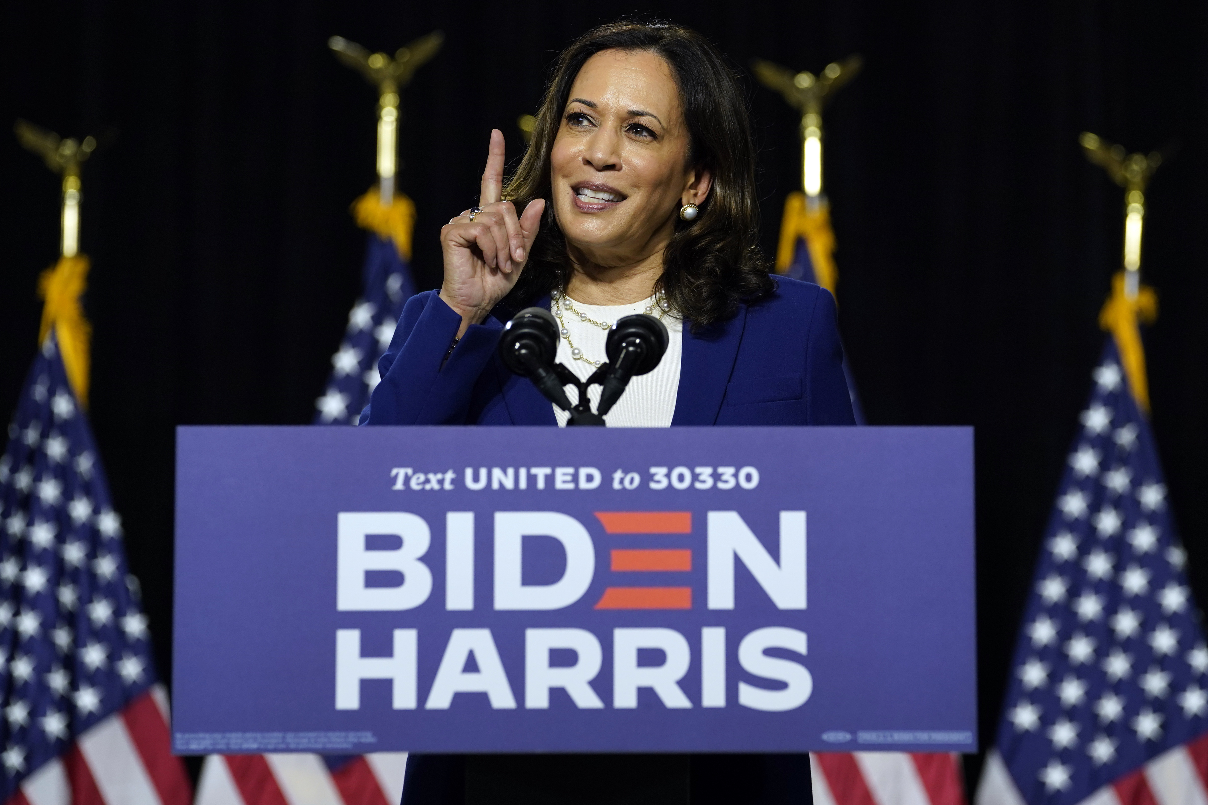 One Of Us South Asians Celebrate Harris As Vp Choice