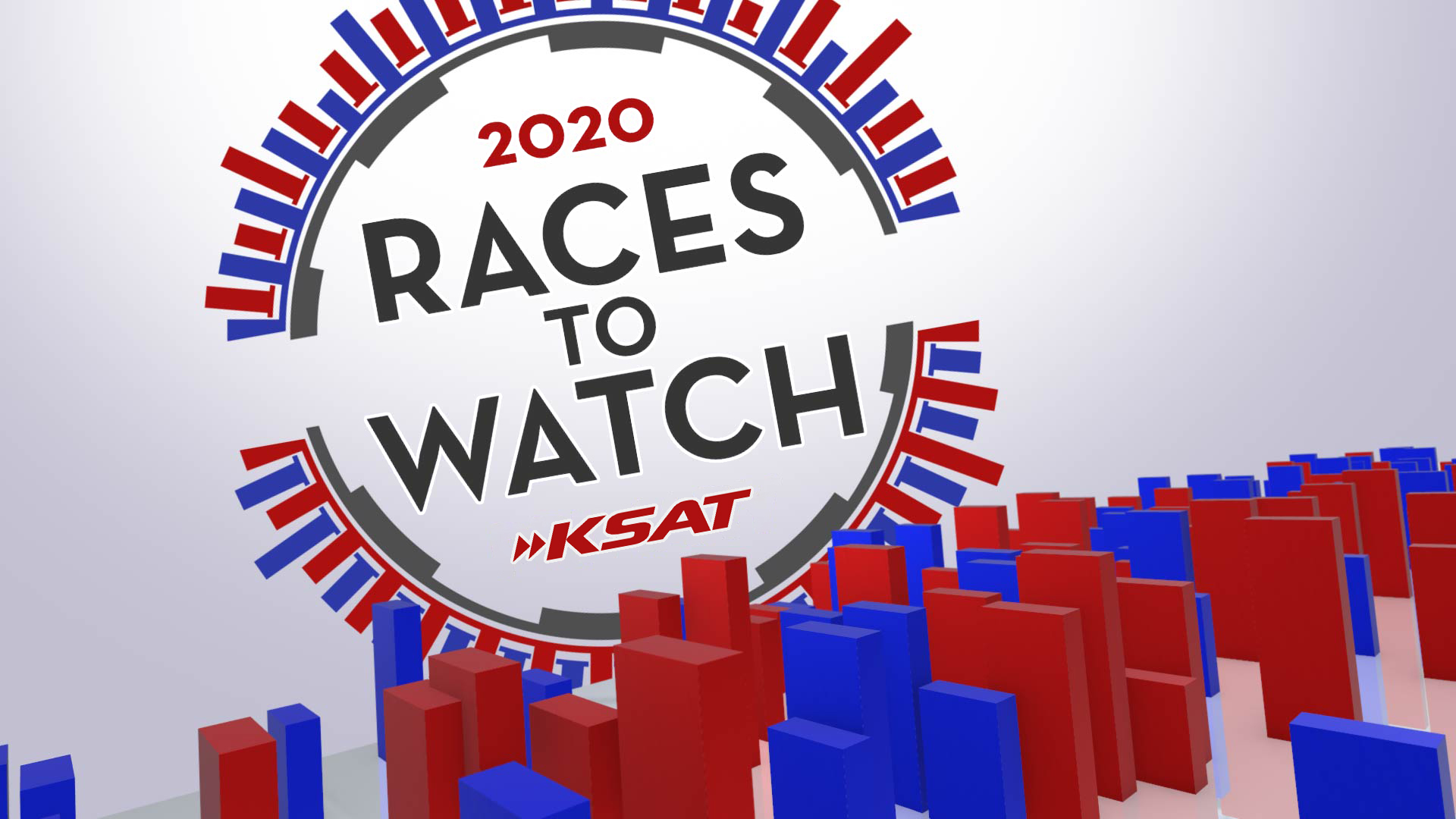 Key races to watch in 2020 election in Bexar County