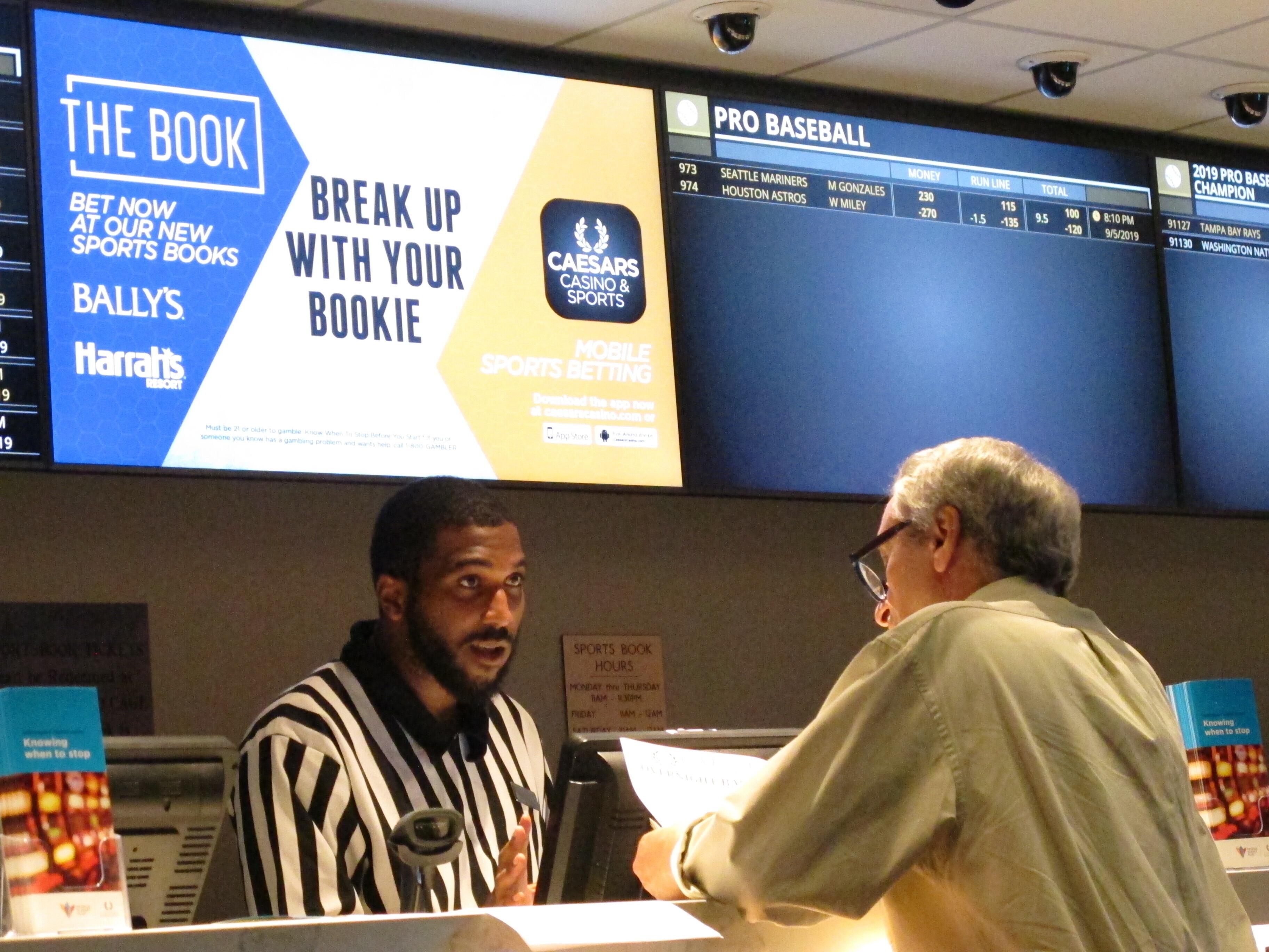 Online sports betting job hiring basketball betting forums