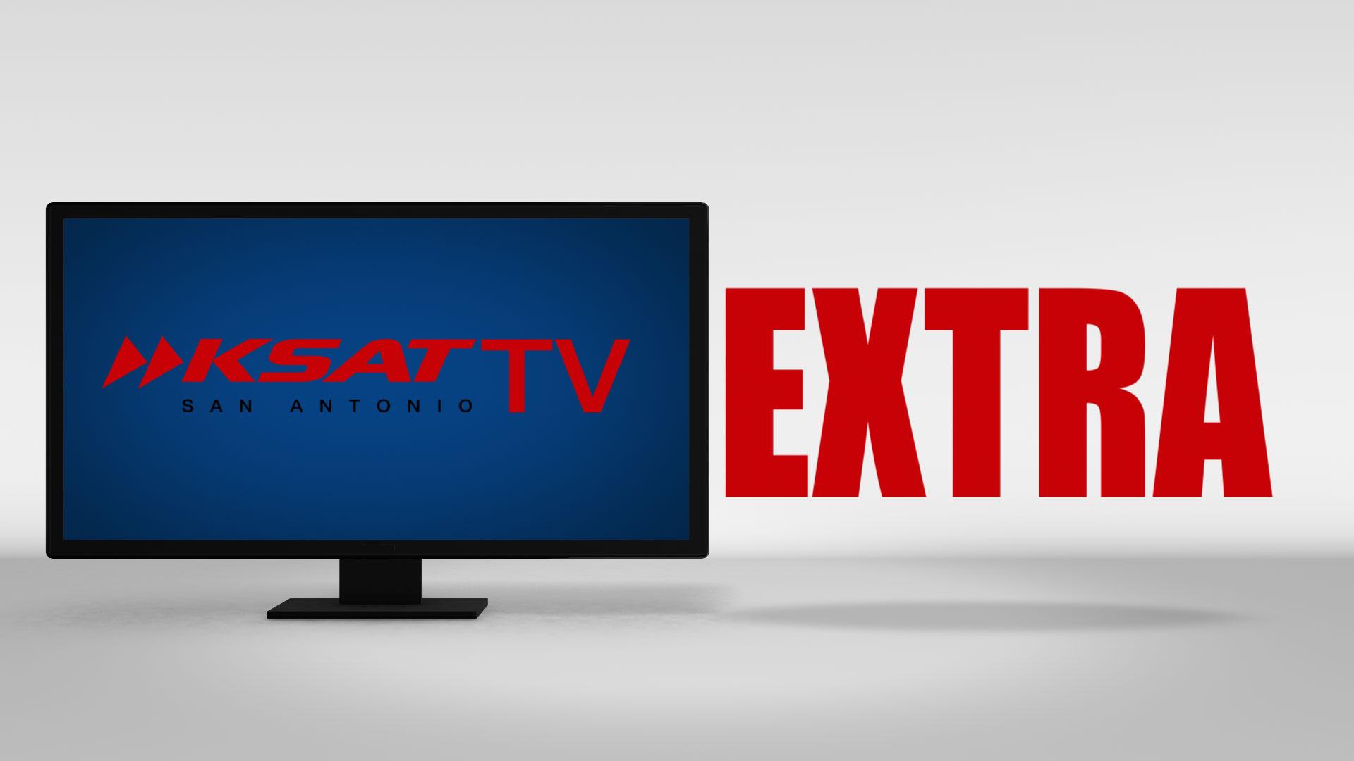 KSAT TV Extra graphic