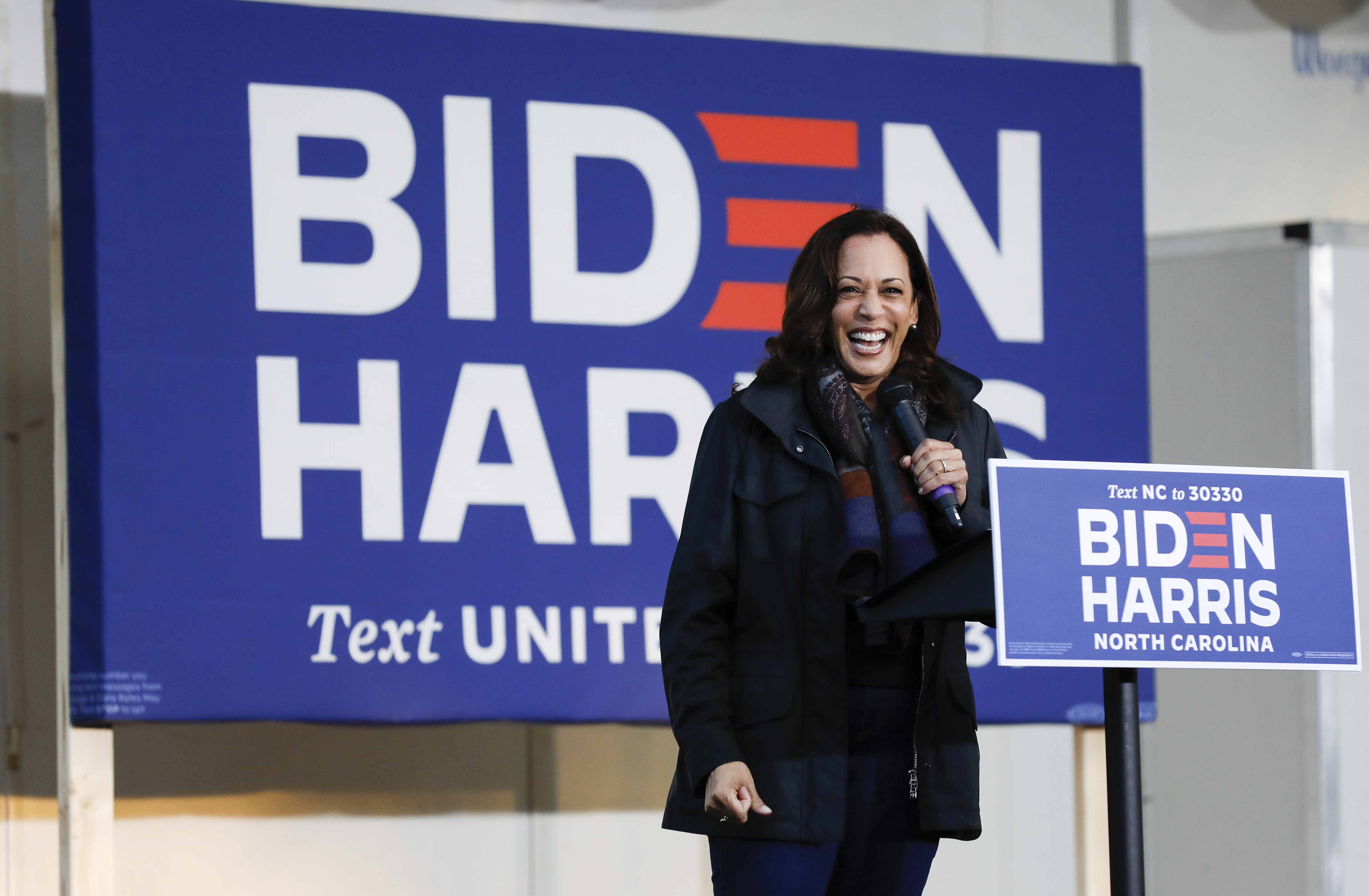 Kamala Harris To Campaign In Detroit On Election Day