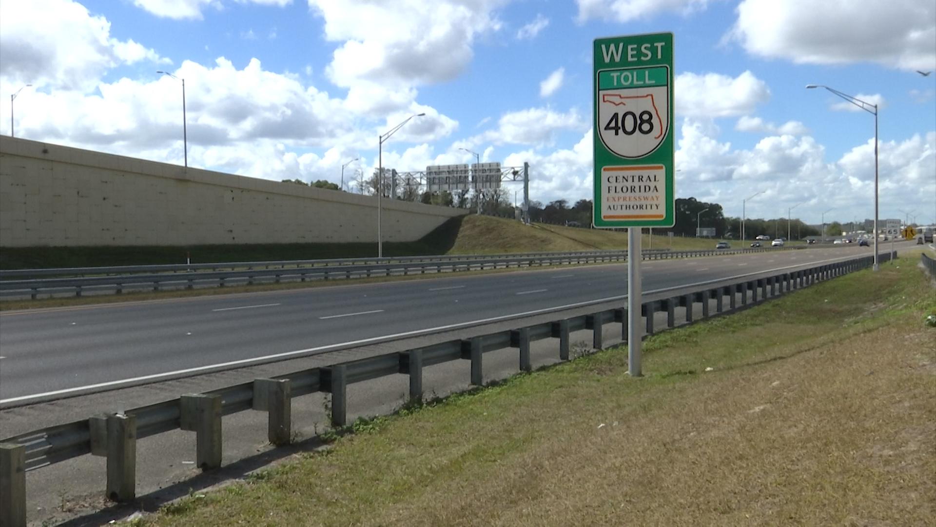 clickorlando.com - Penny De La Cruz - SR-408 ramp, nearby roads to close overnight for construction