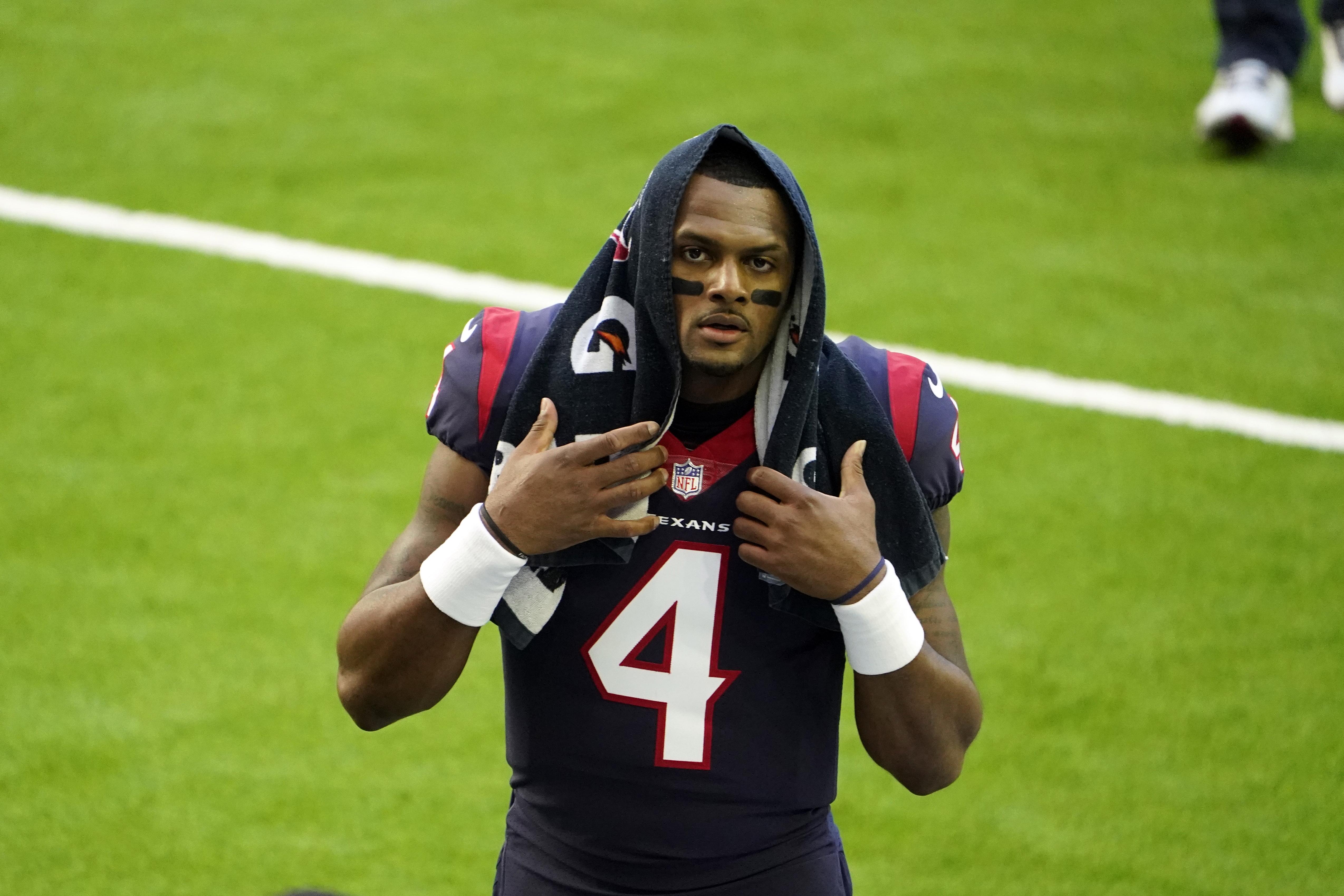 4 more women file lawsuits against Texans quarterback Deshaun ...