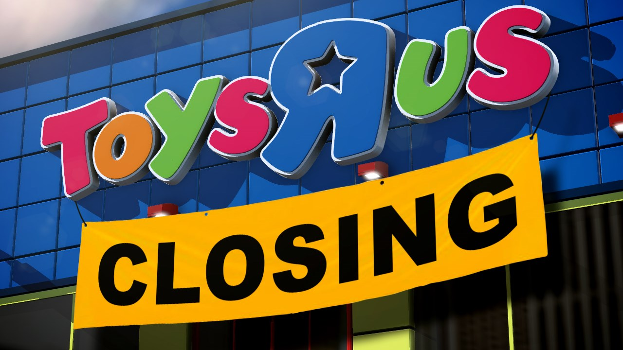 Toys R Us Closes Its Doors For Good