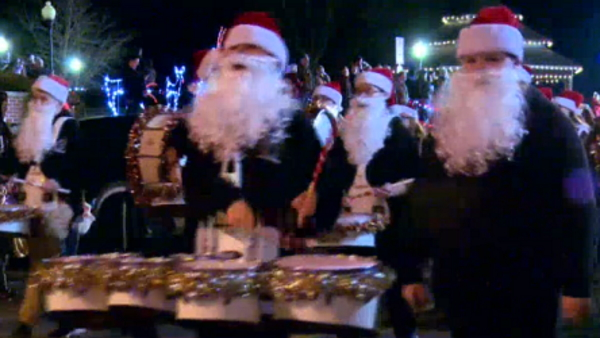Barboursville Christmas Parade