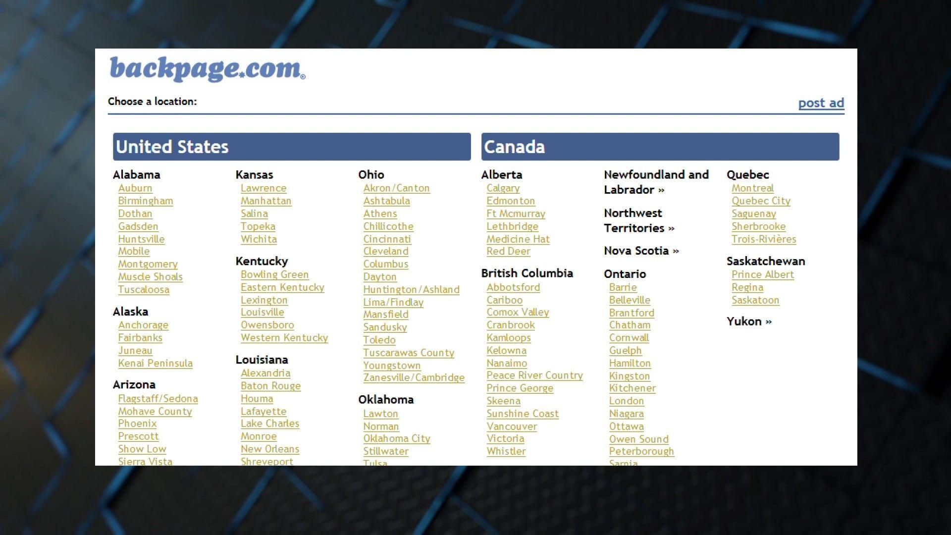 Al montgomery backpage www com craigslist: montgomery,