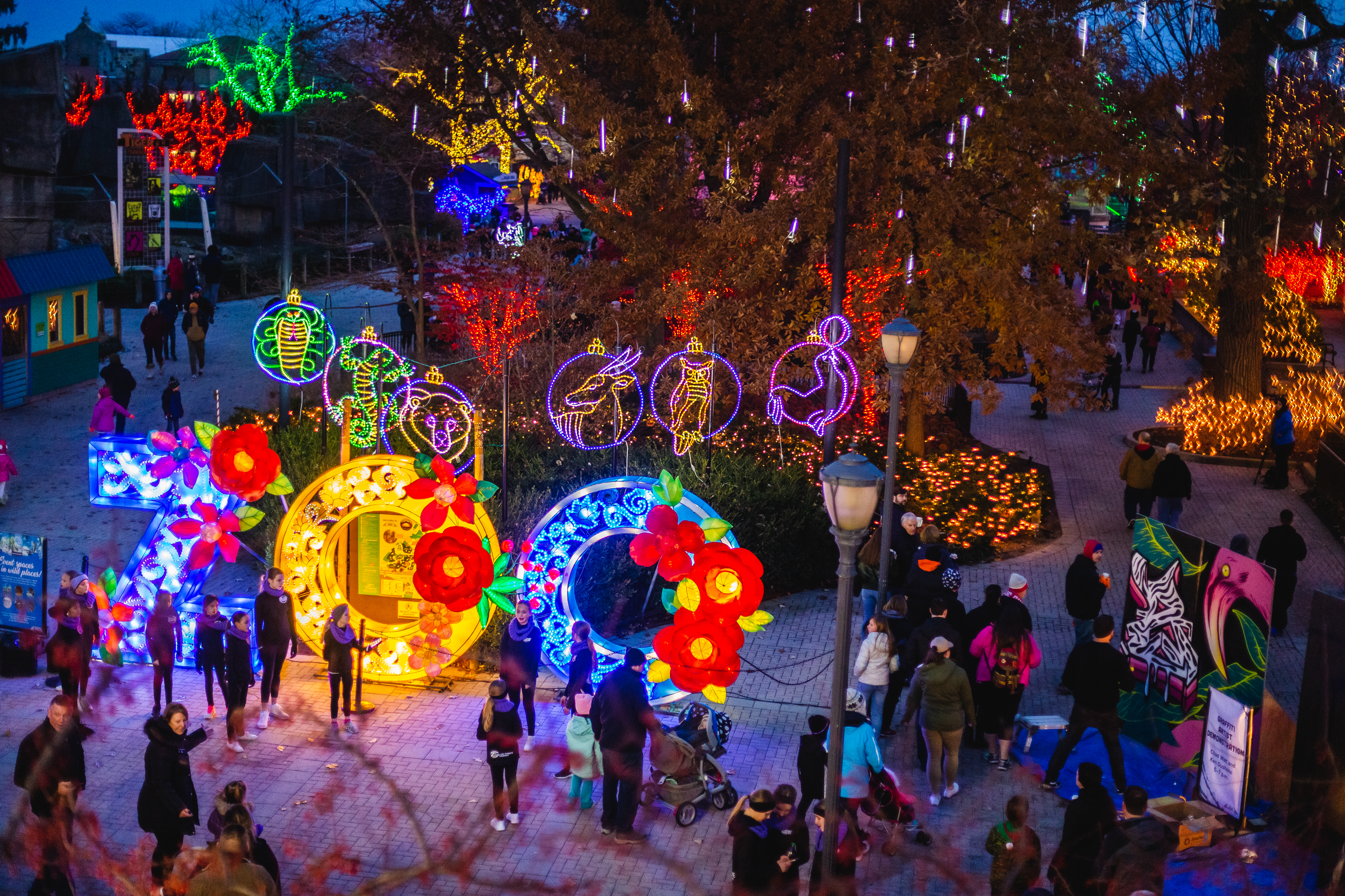 Toledo Zoo Christmas 2021 Dates Toledo Zoo Hiring For Lights Before Christmas Positions