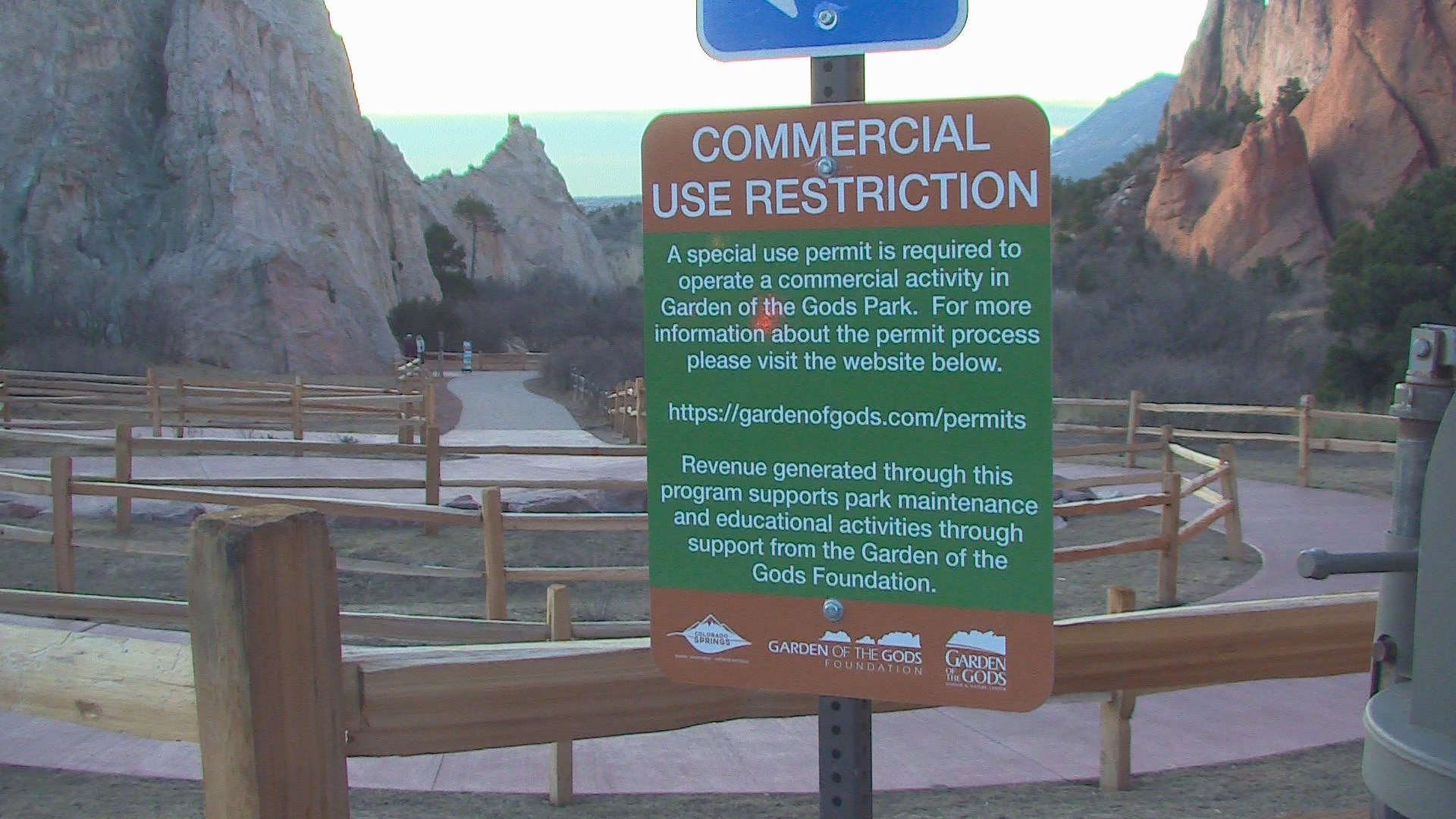 Garden Of The Gods Permit Changes Create Confusion