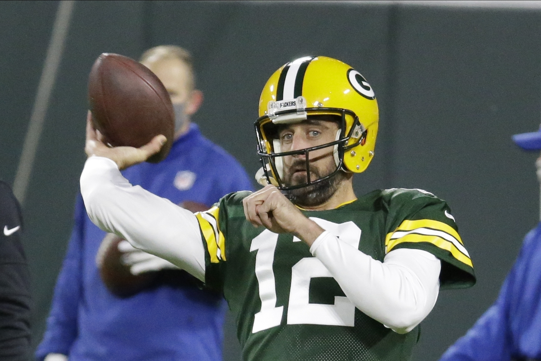Live Blog Packers Defeat Falcons 30 16 Injuries Plague Both Teams