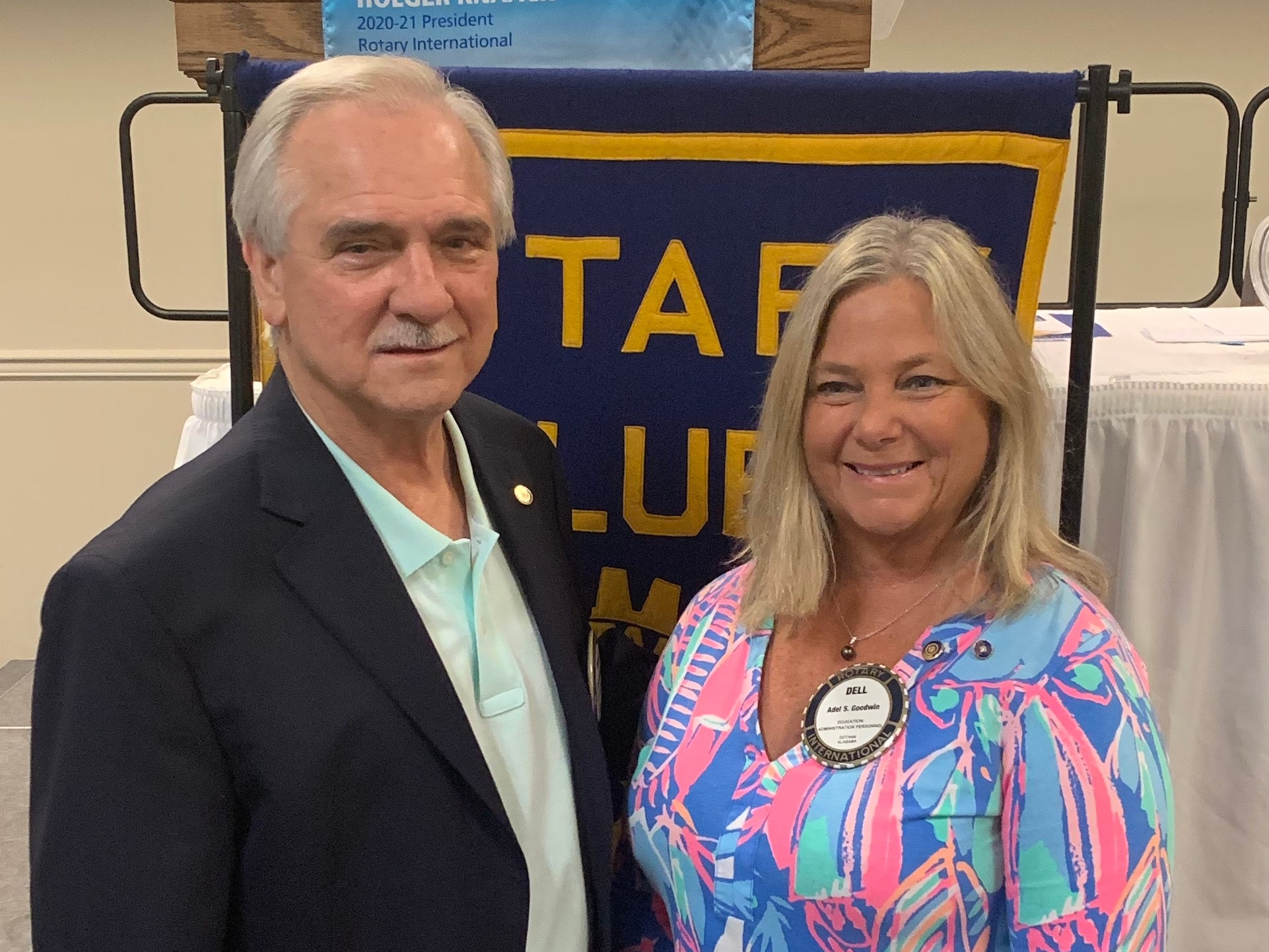 Dothan City Schools Calendar 2022 2023.Two From Dothan Rotary Club In Line To Serve As Rotary District Governors