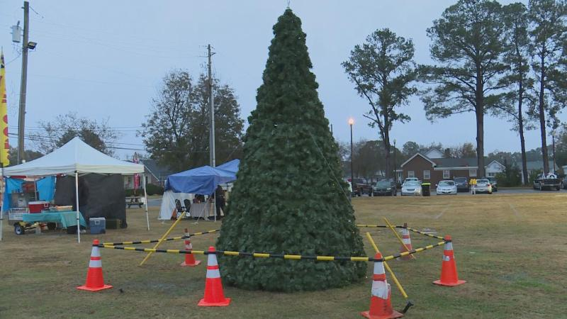 Winterville 2020 Christmas Parade Winterville kicks off holiday celebrations with parade and tree
