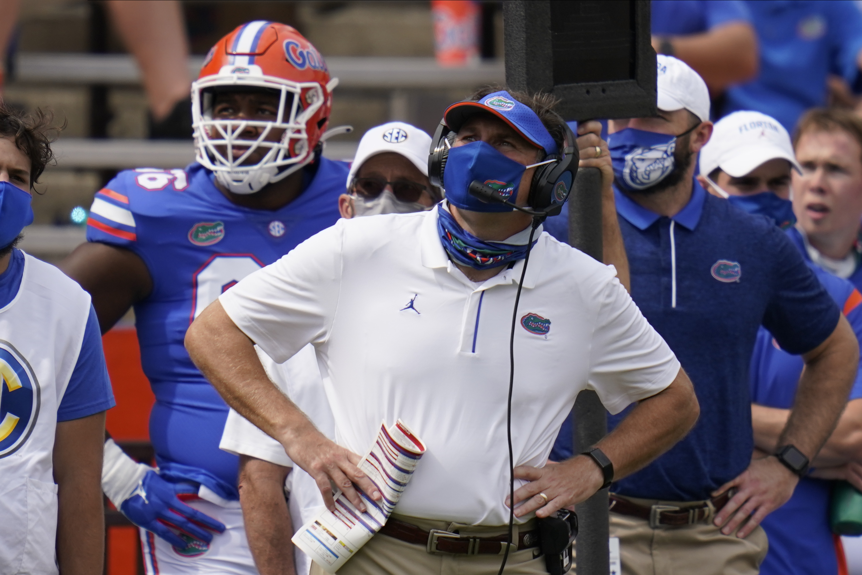 Florida Announces 25 Gators Football Players Tested Positive For Covid 19