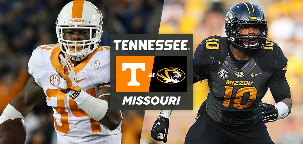 Vols face off against Mizzou at 7:30 p.m. on the SEC Network