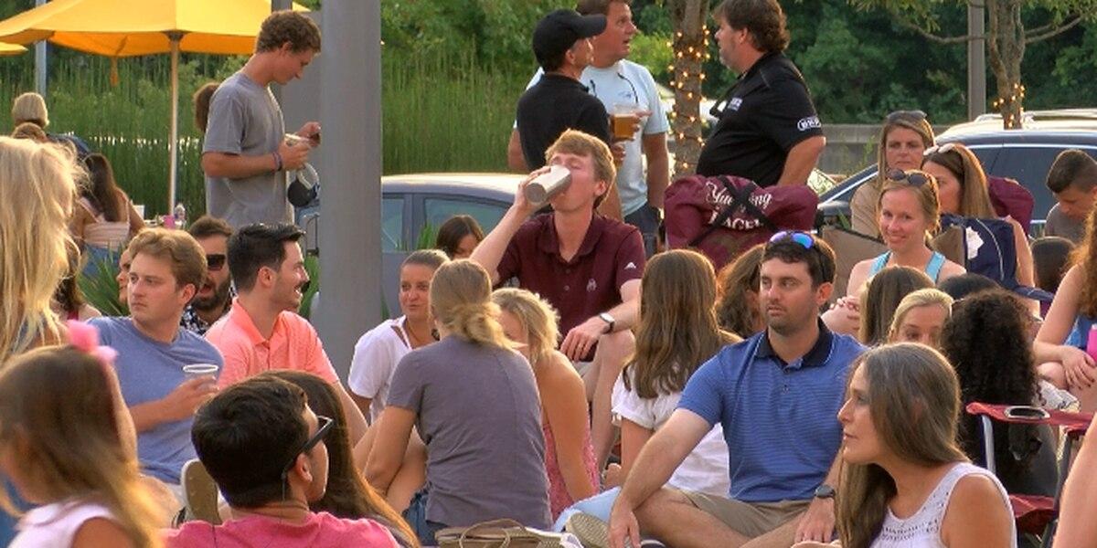 UW doctors warn against large gatherings outside