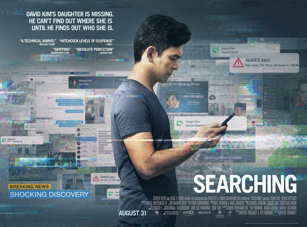 Searching 2018 Movie Review