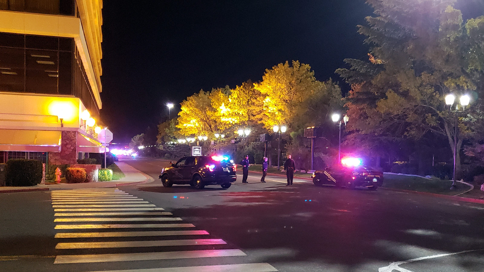 Standoff Ends At Nugget Casino In Sparks