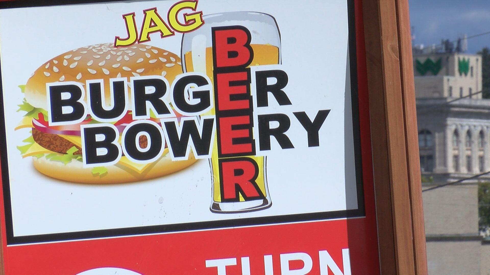 Tasty Tuesday Jag Beer Burger Bowery