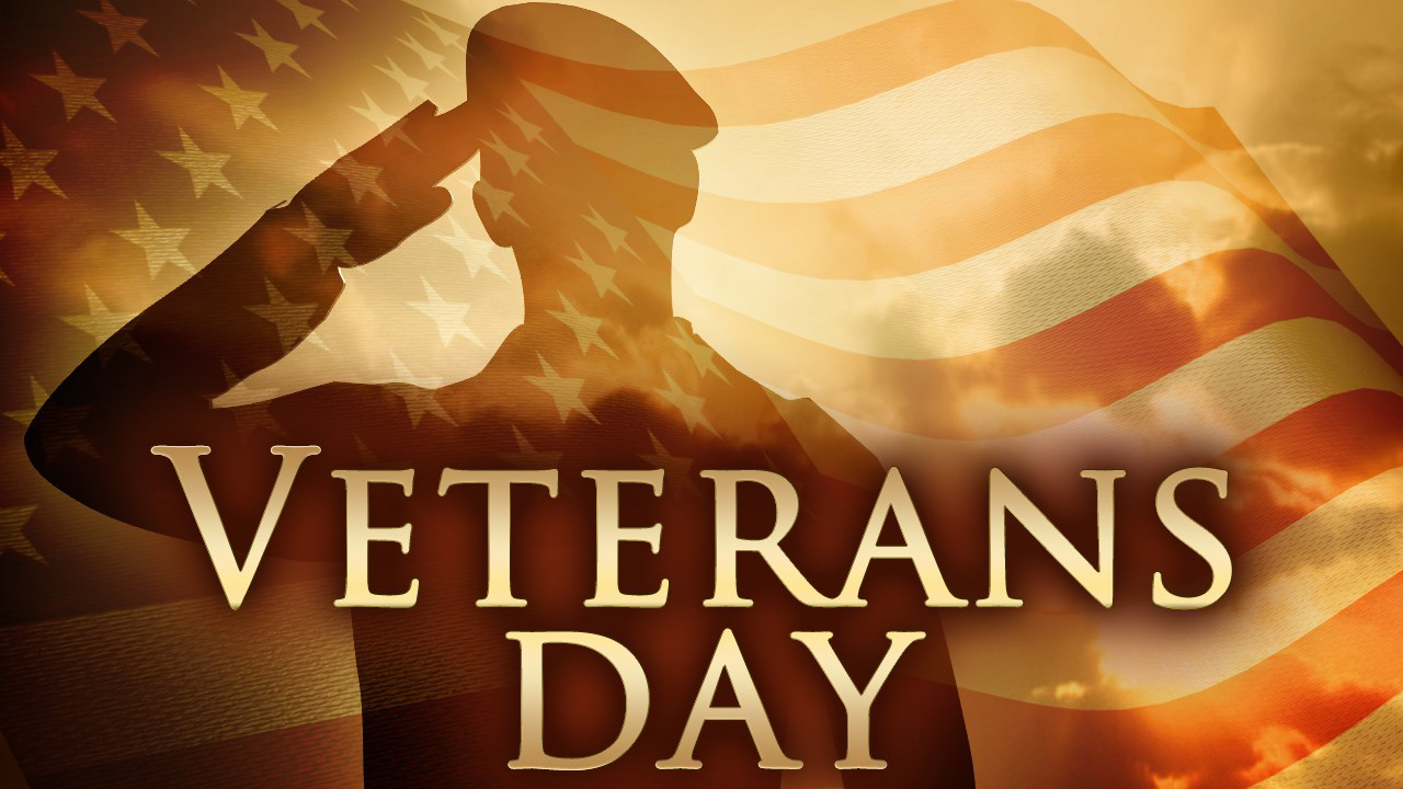 2020 Veterans Day Offers
