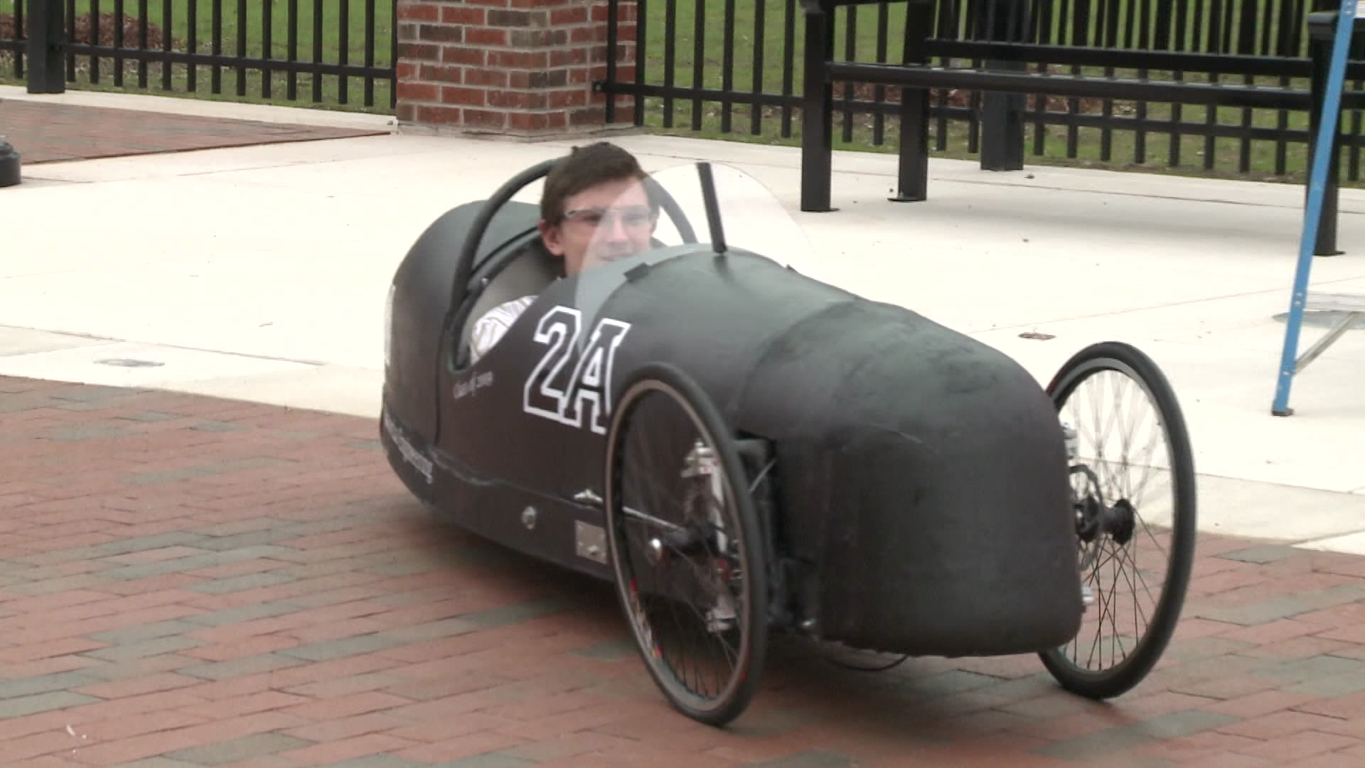 Mishawaka Hs Engineering Team Hoping To Break Mpg Record In Indy