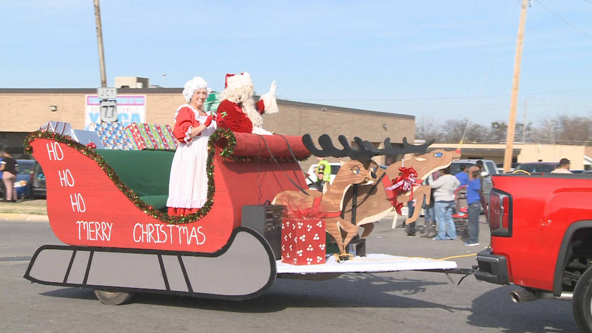 Ardmore Christmas Parade 2020 Ardmore hosts 40th annual Southern Oklahoma Children's Christmas