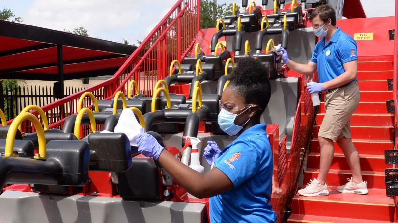 Six Flags Over Georgia And White Water Announce Extended Summer Operations
