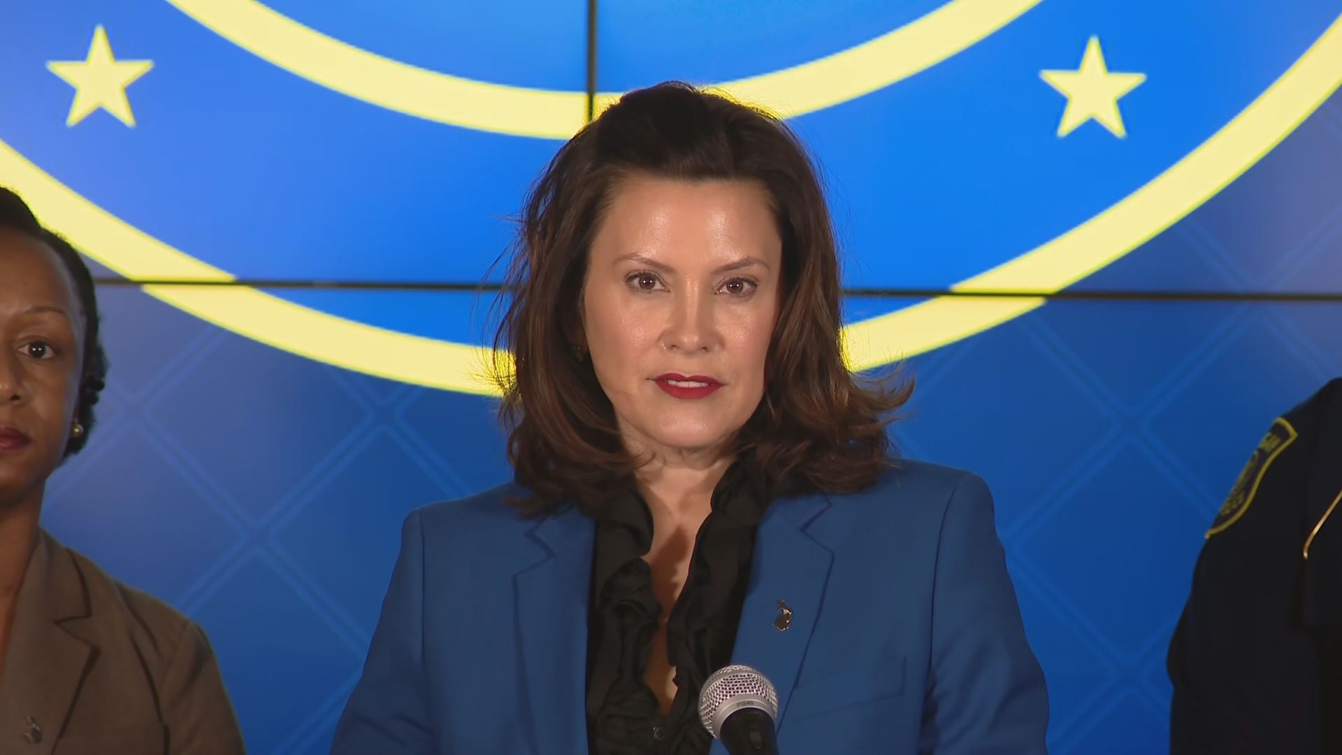 Gov Whitmer To Announce Stay At Home Order At Monday Address