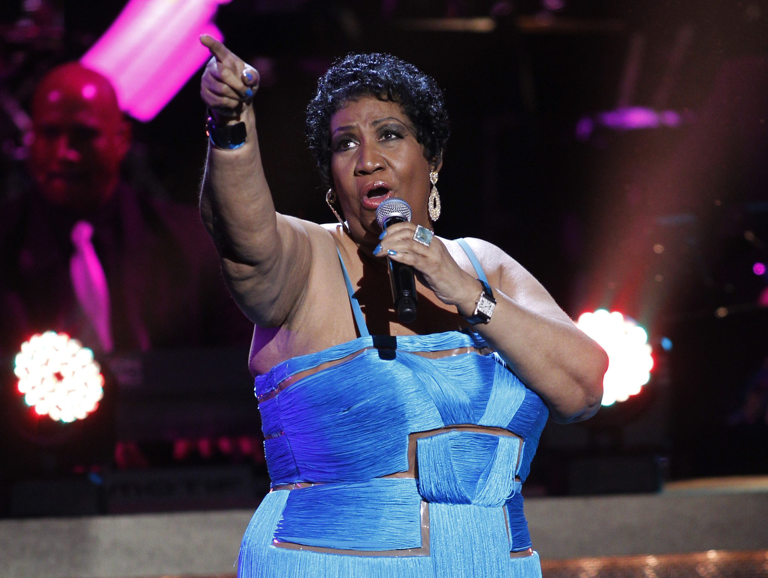 Need stamps in Detroit? Go to Aretha Franklin post office