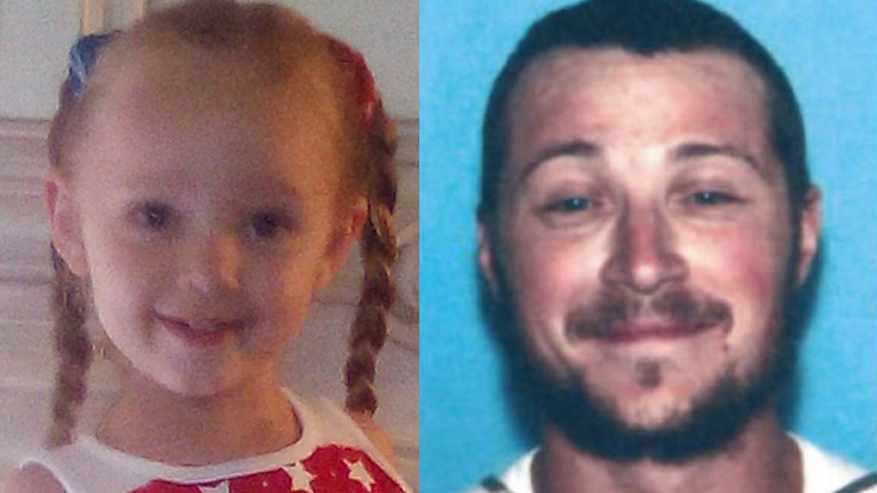 update 4 year old girl from amber alert found in texas 4 year old girl from amber alert found