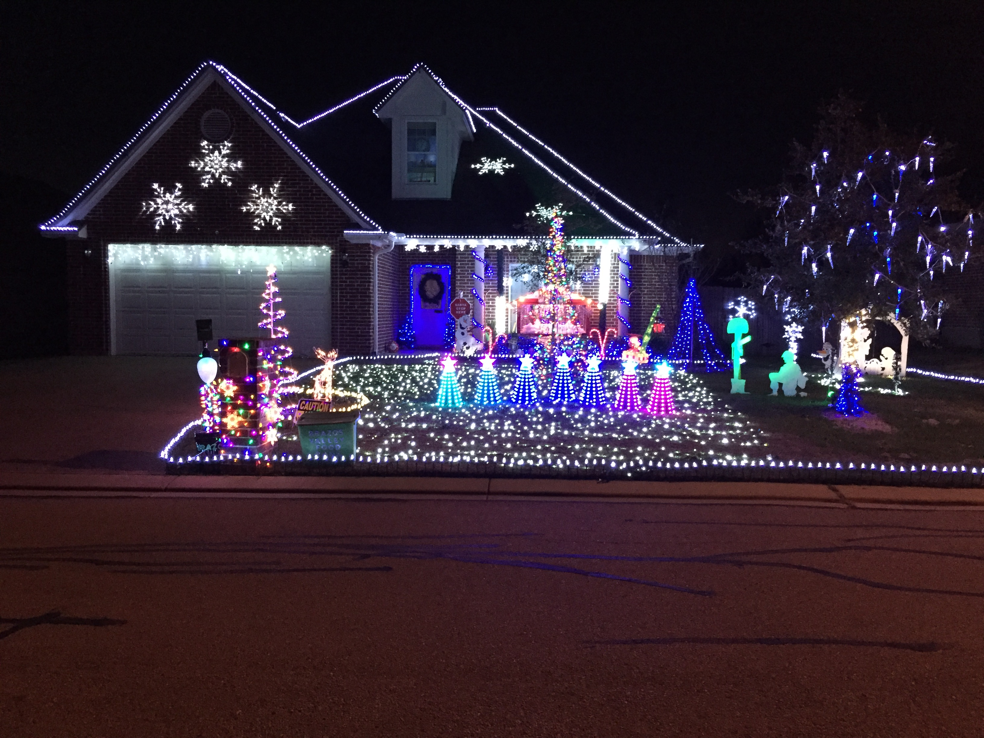 Carlisle Christmas Lights 2020 Where to see the best Christmas lights in the Brazos Valley