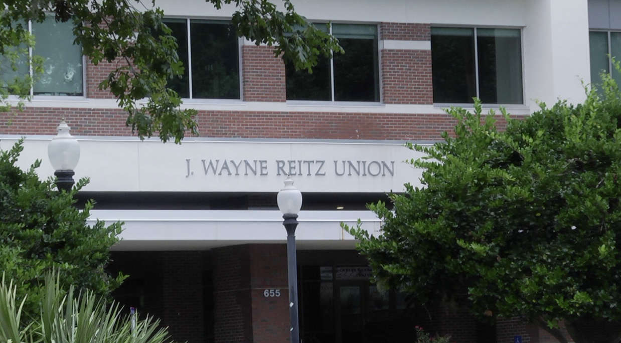 Petition To Change The Name Of The Reitz Union I worked at the reitz union hotel. change the name of the reitz union