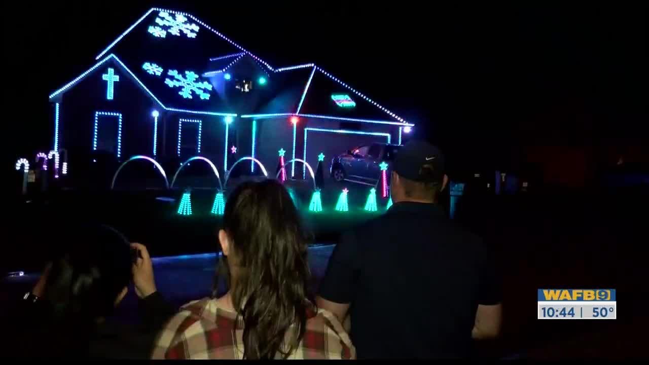 2021 Denham Spring Christmas Lights Annual Neighborhood Competition Sparks Denham Springs Christmas Light Show