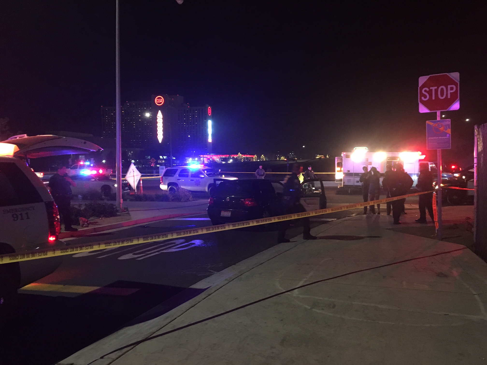 No Charges Expected In Fatal Reno Walmart Shooting