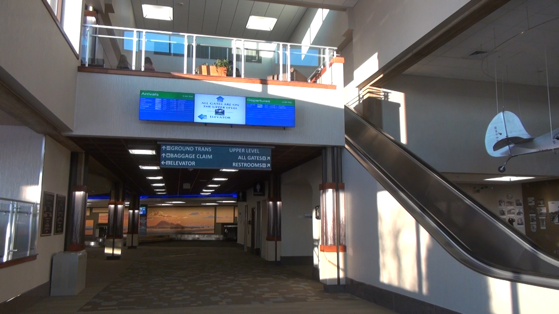 Snowstorm Causes Delays And Cancellations At Rapid City Regional Airport