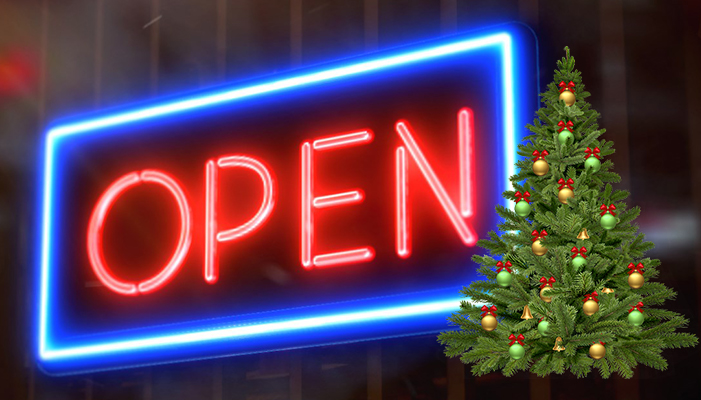 2021 Christmas Restaurant Open Rockford Ill Stateline What S Open What S Not On Christmas Day