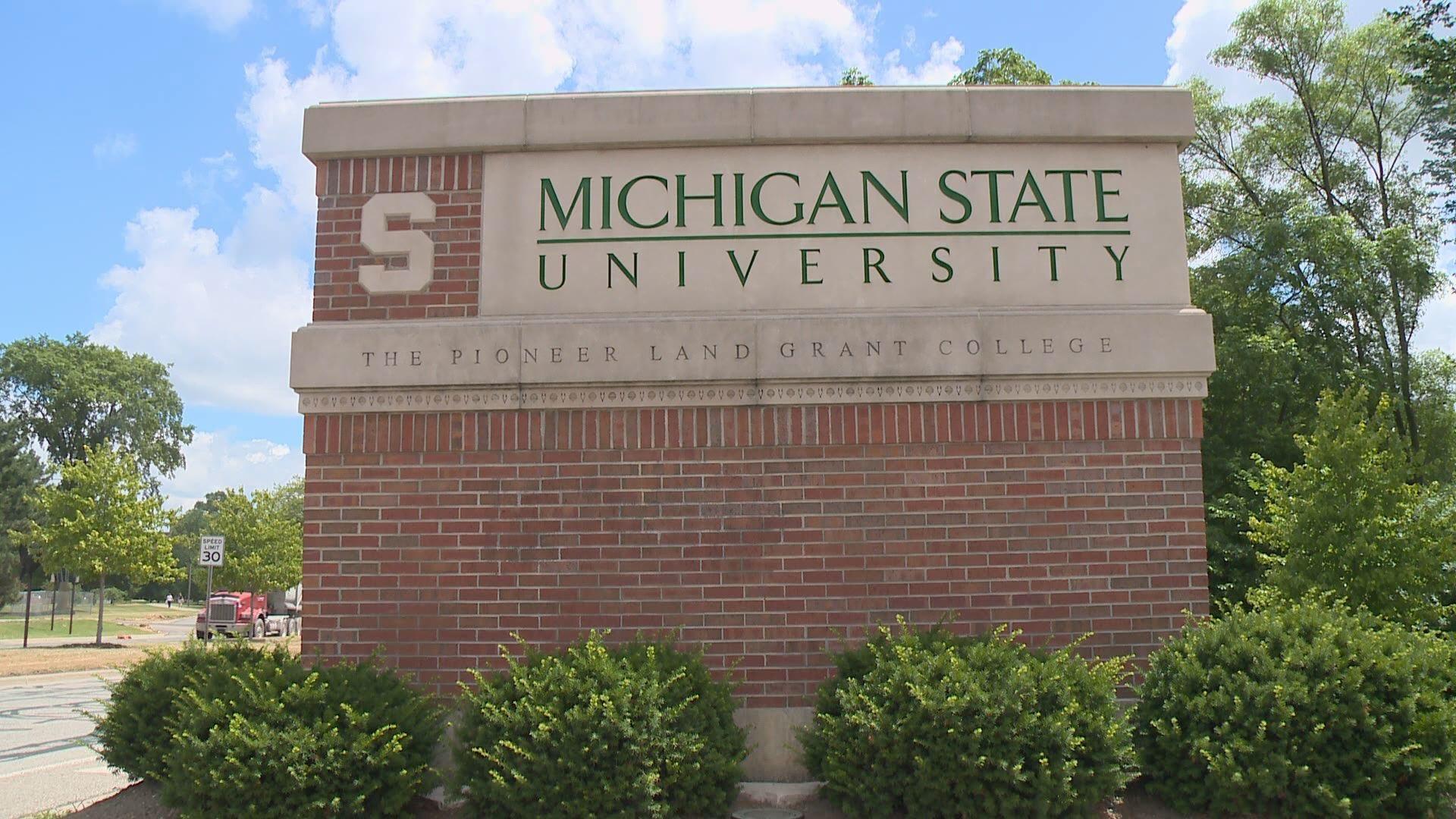 michigan state university to increase in person classes in january skip spring break michigan state university to increase