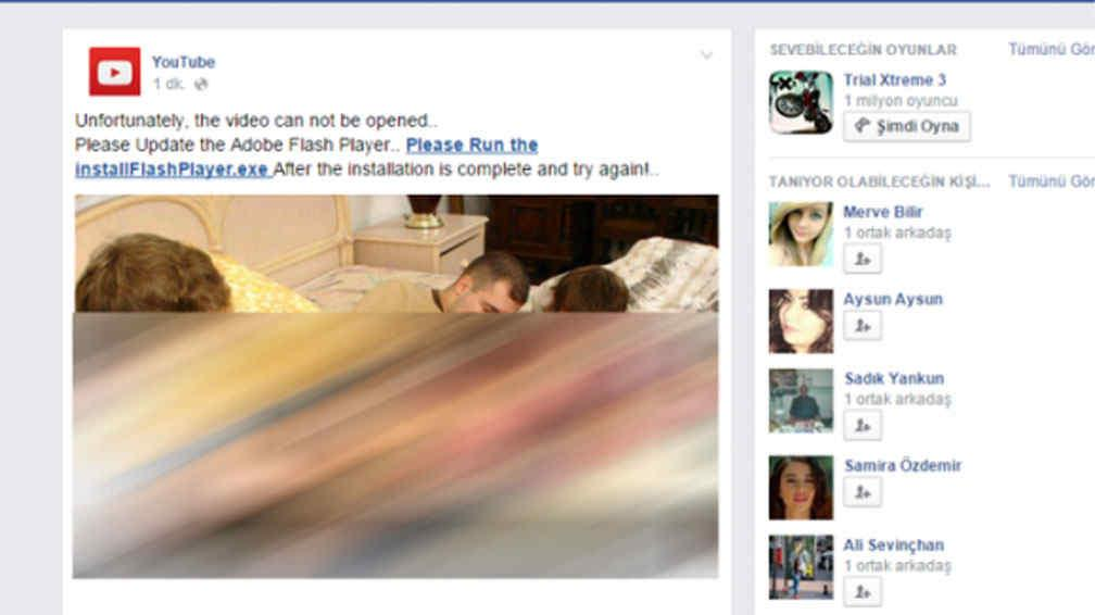 Paginas porno de facebook El Virus Porno De Facebook Como Funciona Y Como Evitarlo Tecnologia La Voz Del Interior