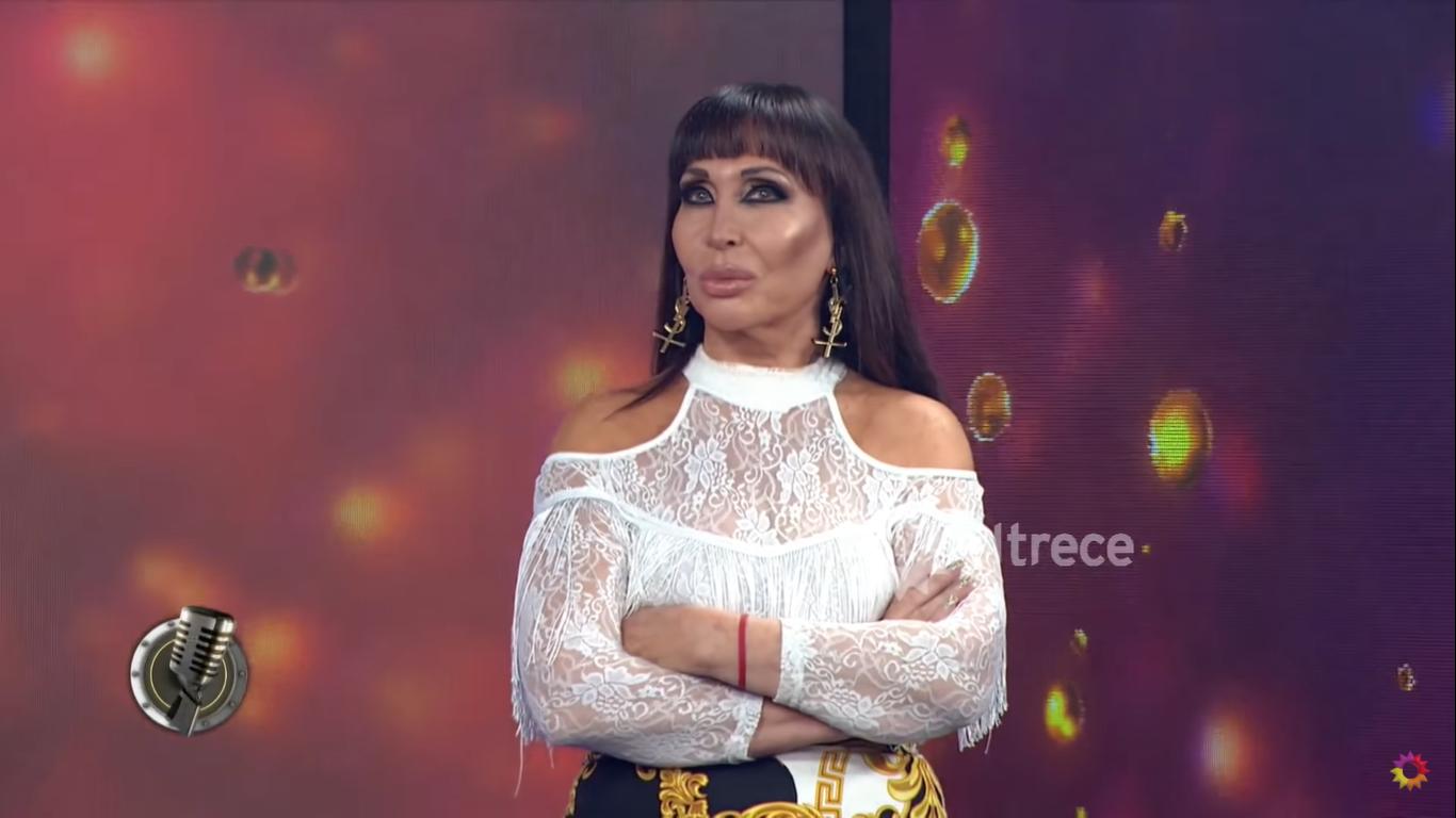 Moria Casan Furiosa Con Laurita Fernandez Dejo El Cantando Si No Me Respeta Me Voy