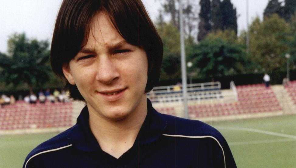El niño prodigio del fútbol argentino, que creció y es cinco veces Balón de Oro.