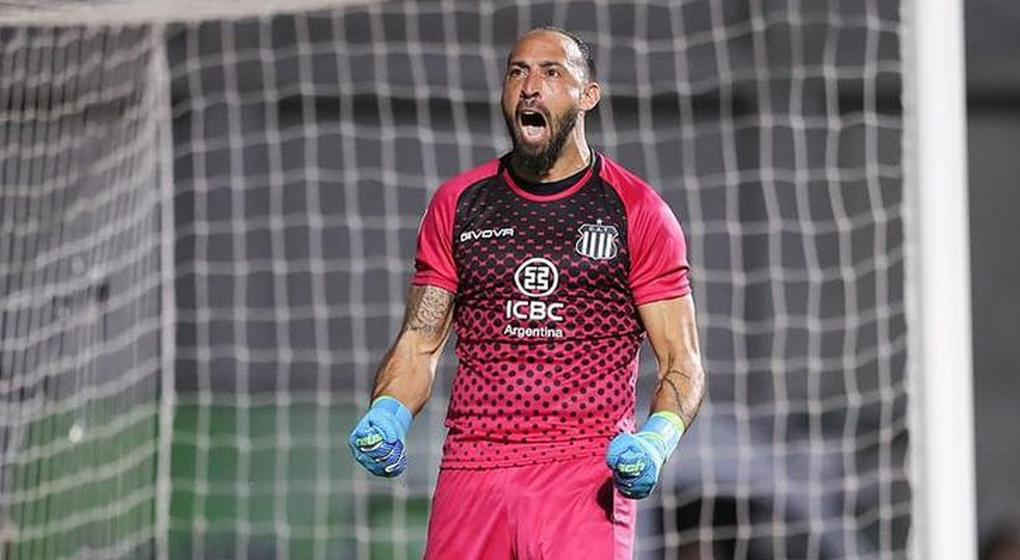Talleres, otra vez con Marcos Díaz como titular | Vía Córdoba
