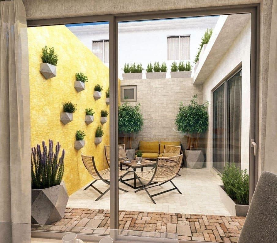 Es fundamental saber el clima del lugar, para elegir una planta que resista las altas temperaturas y que sean agradables al diseño.