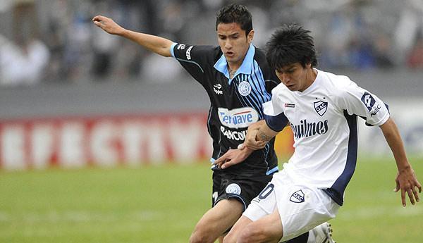 Quilmes empató con Belgrano y ascendió a primera | Fútbol | La Voz del  Interior