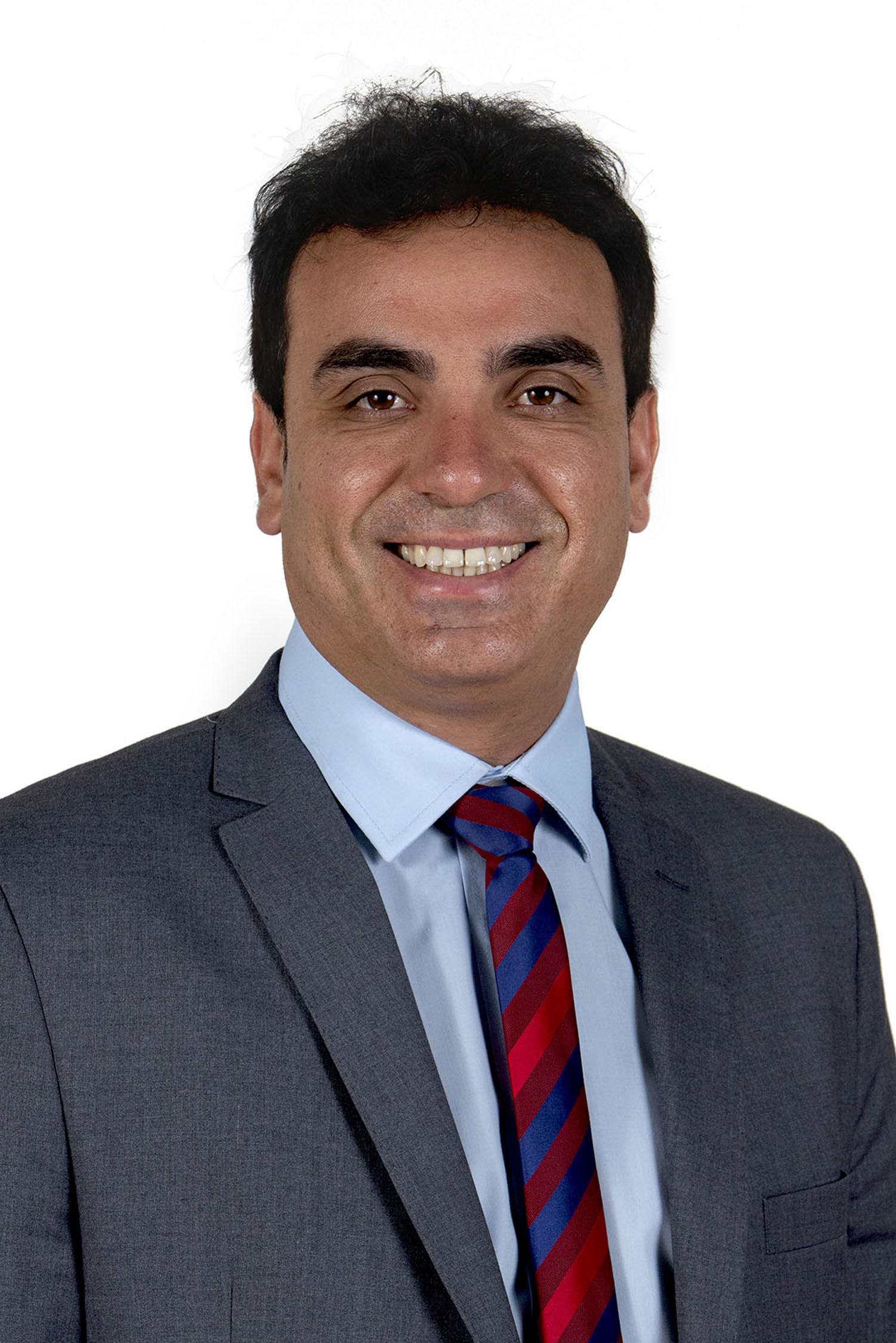 """El diputado José Orts es uno de los impulsores del proyecto """"Ficha limpia""""."""