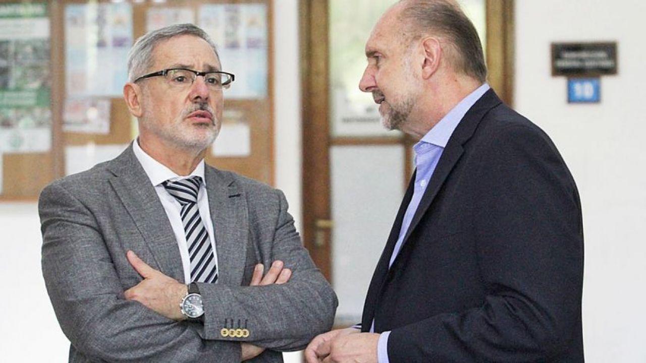 Perotti echó al ministro de Seguridad de la provincia de Santa Fe Marcelo Sain