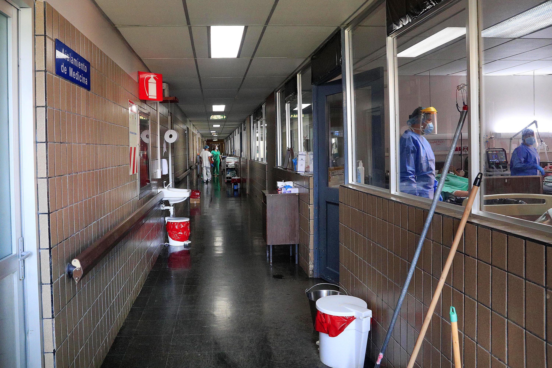 Director Hospital San Carlos: 'Estamos en un momento de 'relax' hospitalario'