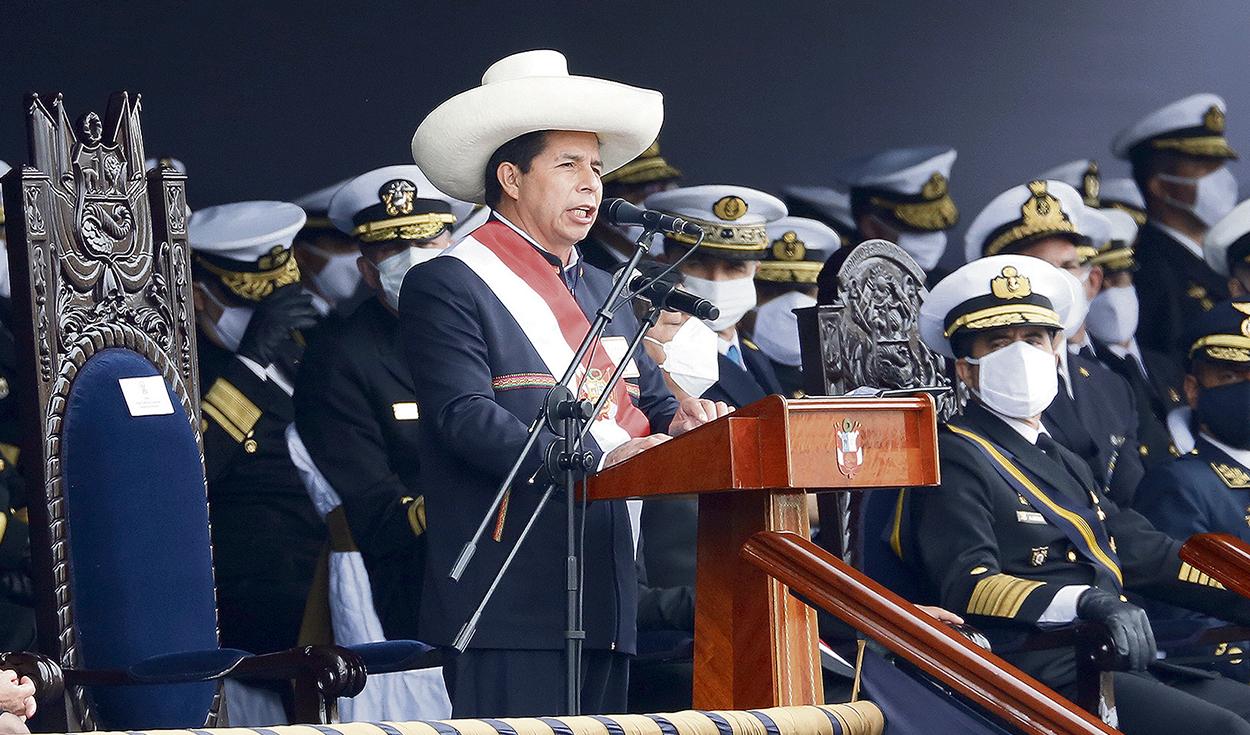 Los votos de Castillo fueron por cambios y no por otra Constitución
