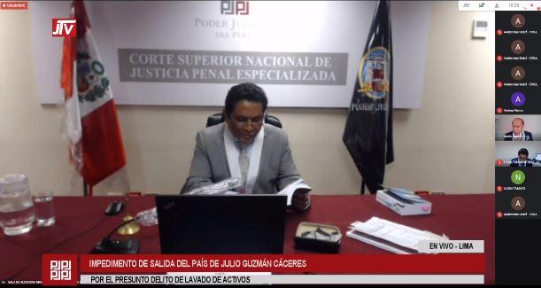 juez Juan Sánchez Balbuena
