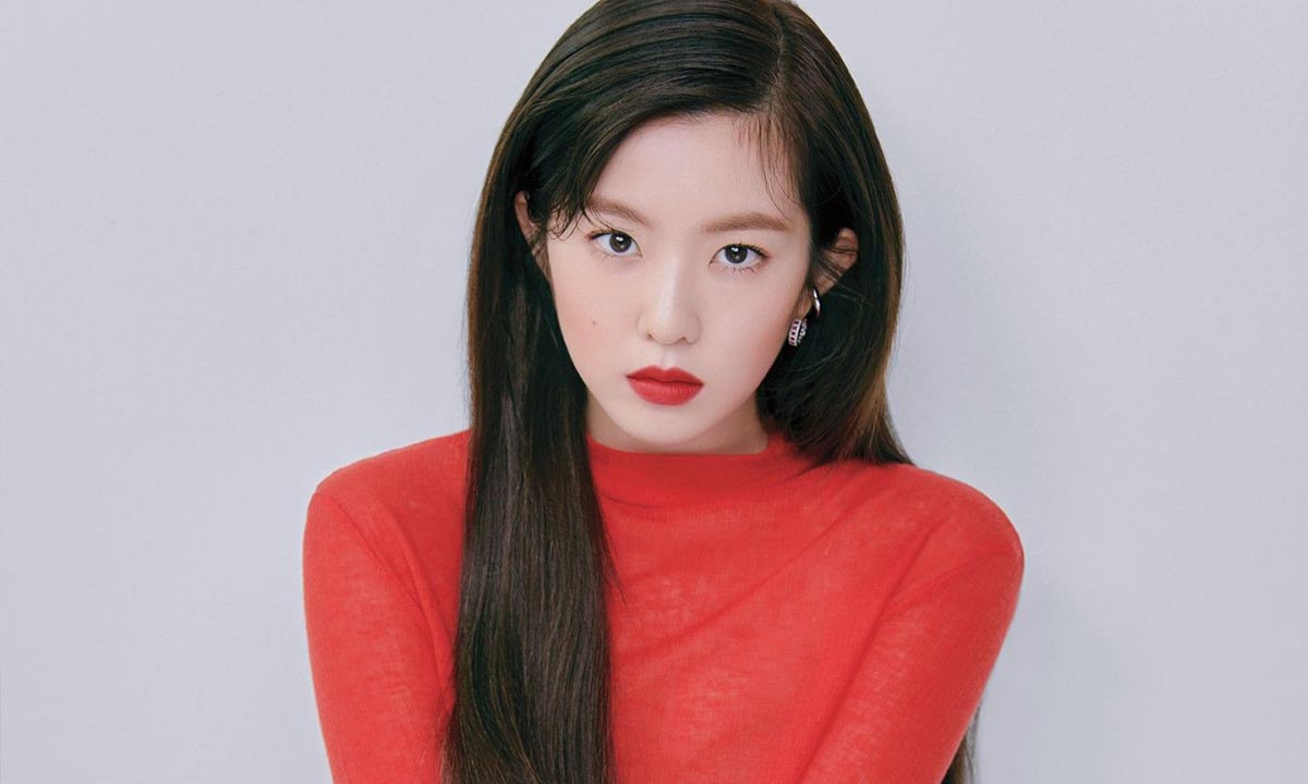 Red Velvet's Irene sparked controversy over an image editor's contribution